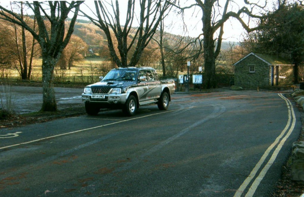 Monk Coniston Car Park